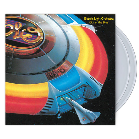 Electric Light Orchestra | Out of the Blue | 180g Clear Vinyl LP