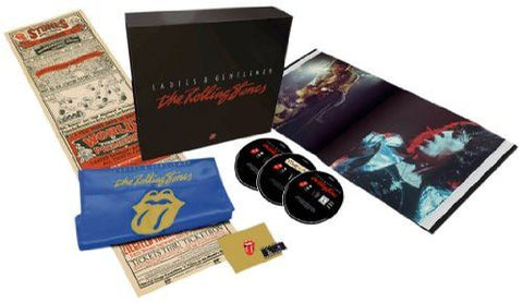 The Rolling Stones | Ladies & Gentlemen | Deluxe DVD Box Set