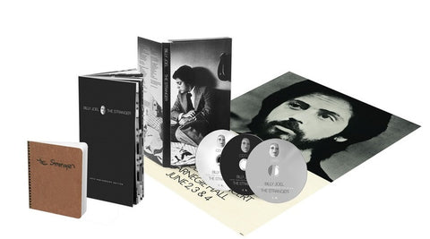 Billy Joel | The Stranger (30th Anniversary Edition) | 3 CD / DVD Set