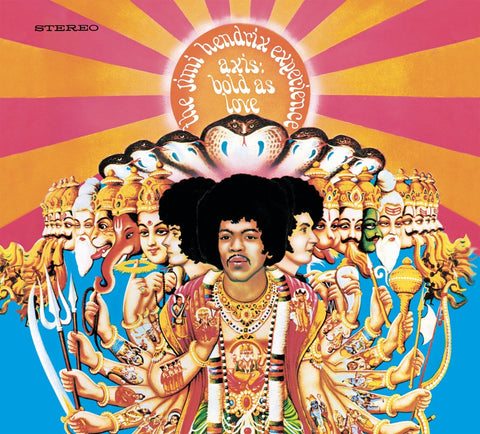Jimi Hendrix | Axis: Bold as Love | Vinyl LP