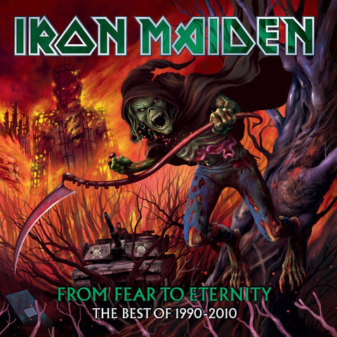 Iron Maiden | From Fear to Eternity: The Best of 1990-10 | 180g Vinyl 3LP