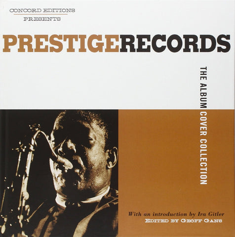 Various Artists | Prestige Records – The Album Cover Collection  | Book + CD