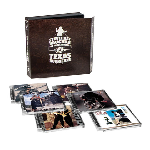 Stevie Ray Vaughan and Double Trouble | Texas Hurricane | SACD Box Set