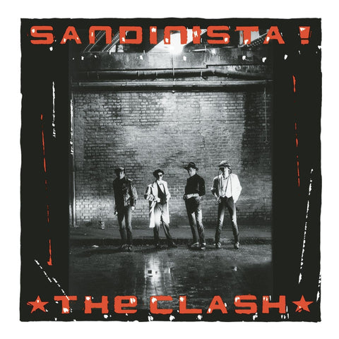The Clash | Sandinista! | 180g Vinyl 3LP + Poster