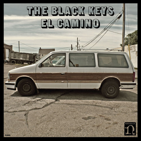 "Black Keys | El Camino: Record Store Day Box | 2 LP 180 Gram Vinyl 45RPM (w/7"" Vinyl Single & Bonus CD)"
