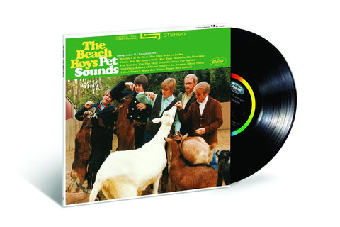 The Beach Boys | Pet Sounds [Mono] | Limited Edition 180g Mono LP