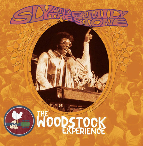 Sly and the Family Stone | The Woodstock Experience | CD Set