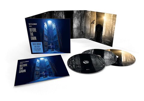 Kate Bush | Before The Dawn | 3 CD Package