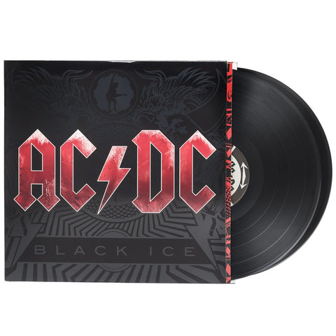 AC/DC | Black Ice | 180g Vinyl 2LP