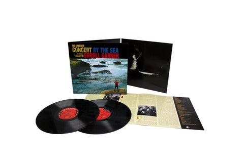 Erroll Garner | The Complete Concert by the Sea | Limited Edition 180g Vinyl 2LP