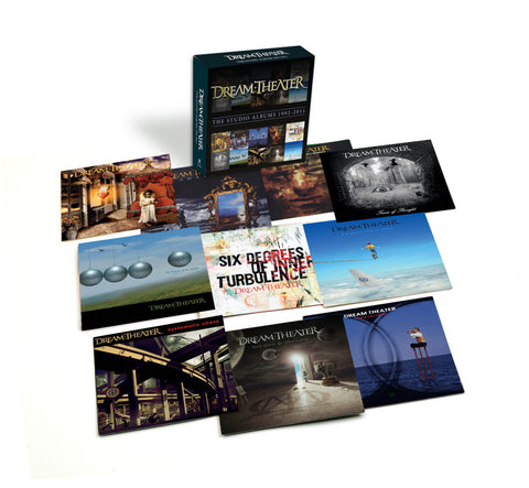Dream Theater | The Studio Albums 1992-2011  | CD Set