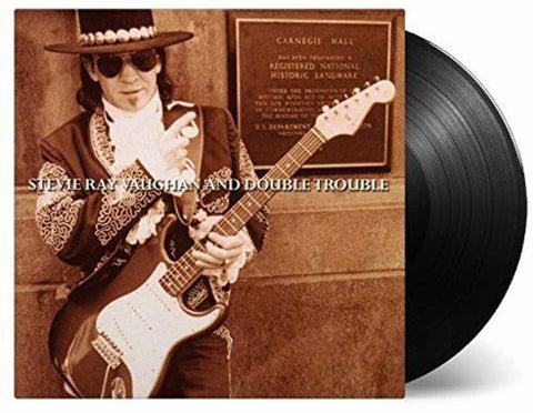 Stevie Ray Vaughan | Live at Carnegie Hall [Import] | 2 180g Vinyl LP