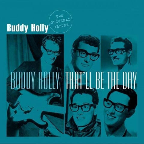 Buddy Holly | Buddy Holly: That'll Be the Day [Import] | 180g Vinyl LP