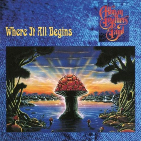 The Allman Brothers Band | Where It All Begins [Import] | 2LP 180g Vinyl