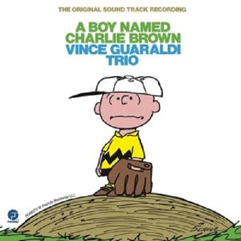 Vince Guaraldi Trio | A Boy Named Charlie Brown | CD