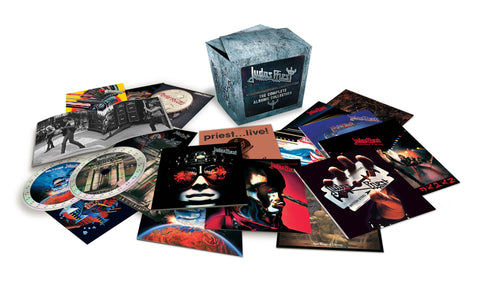 Judas Priest | The Complete Albums Collection | CD Set