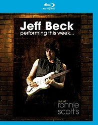 Jeff Beck | Performing This Week: Live at Ronnie Scott's | Blu-ray