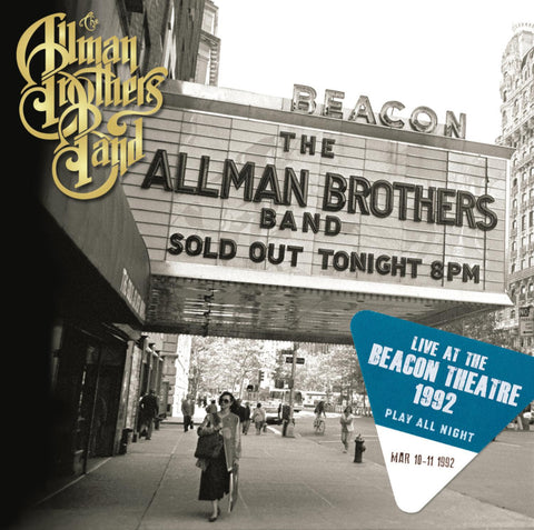 The Allman Brothers Band | Play All Night: Live at the Beacon Theatre 1992 | CDs