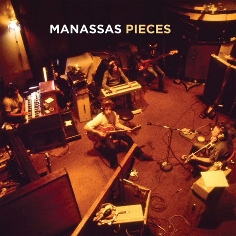 Manassas | Pieces | Vinyl LP