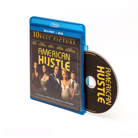 American Hustle | DVD or Blu-ray