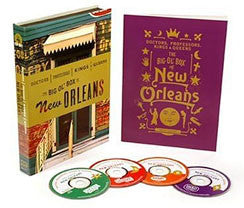 Various Artists | Doctors, Professors, Kings and Queens: The Big Ol' Box of New Orleans | CD Set