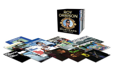 Roy Orbison | The MGM Years | Collector's Edition 180g Vinyl 14 LP Box Set