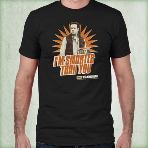 "The Walking Dead | ""Trust Me, I'm Smarter Than You"" 