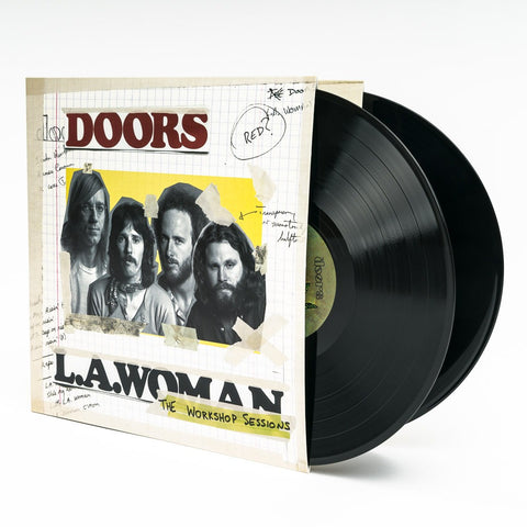 The Doors | L.A. Woman: The Workshop Sessions | 180g Vinyl 2LP