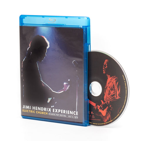 Jimi Hendrix Experience | Electric Church: Live at Atlanta Pop Festival | Blu-ray