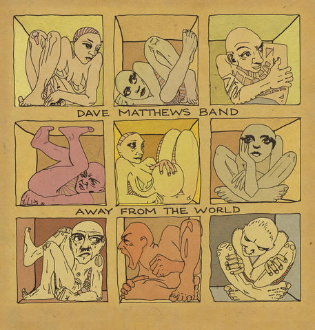 Dave Matthews Band | Away from the World | Vinyl LP