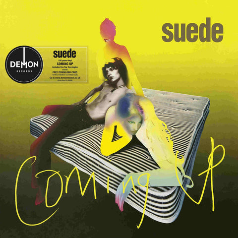 Suede | Coming Up | Vinyl LP [Import]