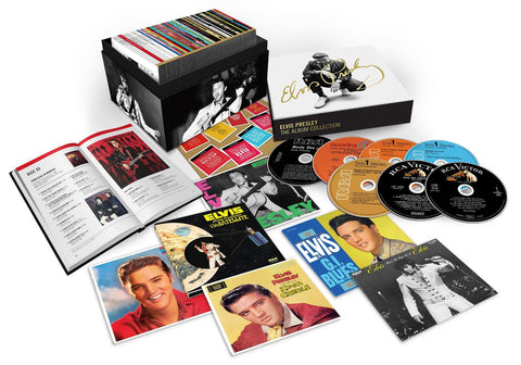 Elvis Presley | The RCA Albums Collection | 60 CD Box Set