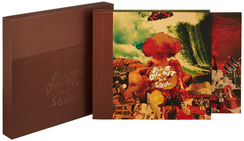 Oasis | Dig Out Your Soul | Super Deluxe Edition 4LP / 2 CD / 1 DVD Box Set