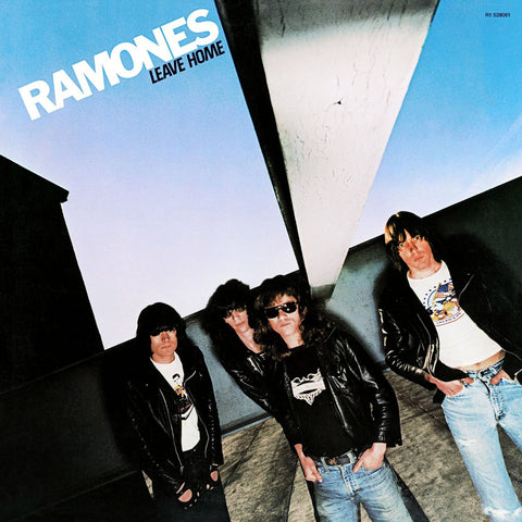 Ramones | Leave Home | Vinyl LP (Reissue)