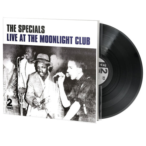 The Specials | Live at the Moonlight Club | 180g Vinyl LP