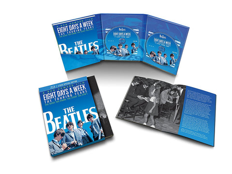 The Beatles | Eight Days A Week - The Touring Years | Deluxe Edition Blu-ray or DVD Sets