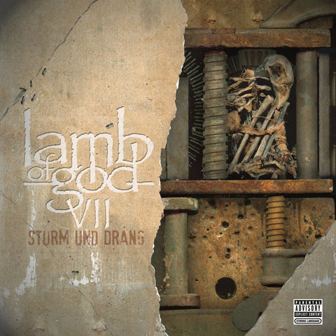 Lamb of God | Vii: Sturm Und Drang | 180g vinyl LP