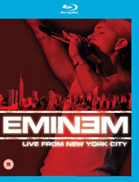 Eminem | Live from New York City | Blu-Ray