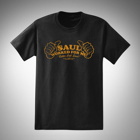 "Better Call Saul | ""Saul Worked For Me"" 