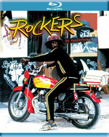 Music Movie | Rockers | Blu-ray