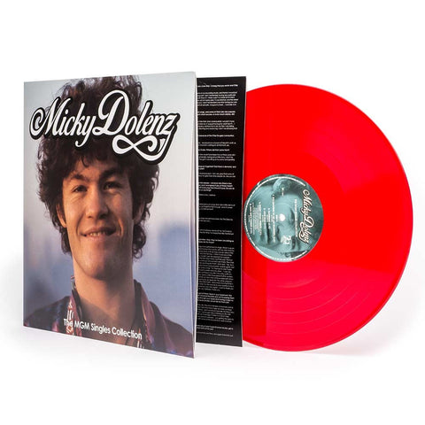 Micky Dolenz  | The MGM Singles Collection  | 180g Limited Edition Red Vinyl LP
