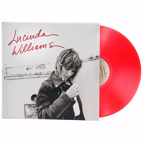 Lucinda Williams | Lucinda Williams | 25th Anniversary Edition - Red 180g Vinyl LP