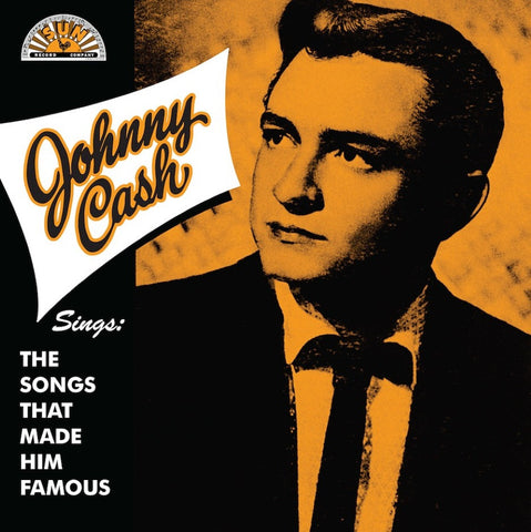 Johnny Cash | Sings the Songs That Made Him Famous | 180g Vinyl LP