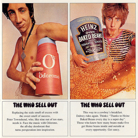 The Who | The Who Sell Out | 180g Vinyl LP