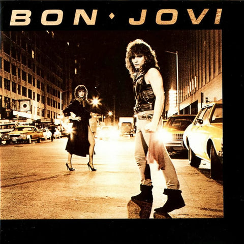 Bon Jovi | Bon Jovi | 180g Vinyl LP [UK Import]