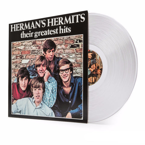 Herman's Hermits | Their Greatest Hits | 180g Clear Vinyl LP