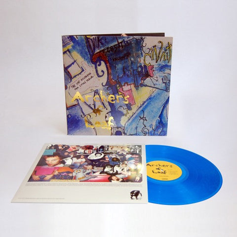 Archers of Loaf | Icky Mettle | Blue Vinyl LP (+ Bonus Material)