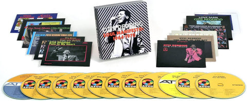 Otis Redding | Soul Manifesto 1964-1970  | 12 CD Box Set