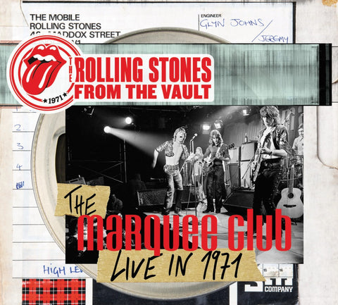 The Rolling Stones | From The Vault - The Marquee - Live In 1971 | Vinyl LP + DVD