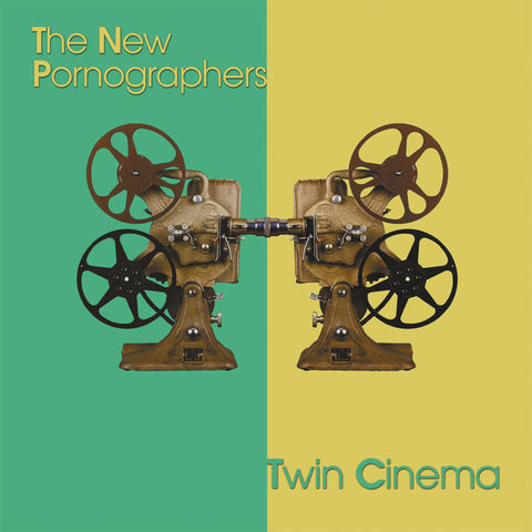 The New Pornographers | Twin Cinema | Vinyl LP
